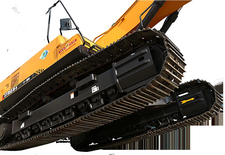 大型挖掘机